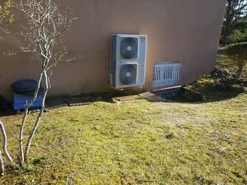 Remplacement d'un système de chauffage par des énergies renouvelables