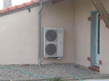 Installation et réparation de pompes à chaleur